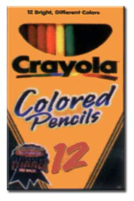 G122 Colored Pencils