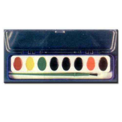 G124 Water Color Paints